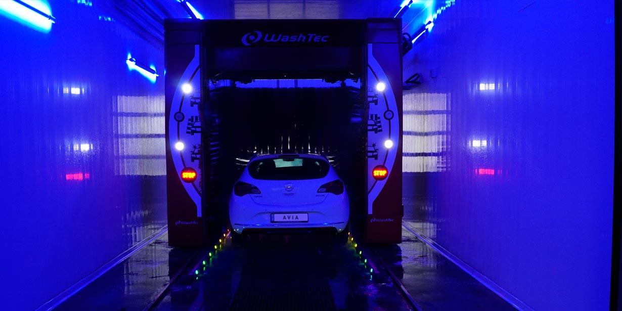 AVIA Horb - Autopflege mit SONAX MOLECULAR+