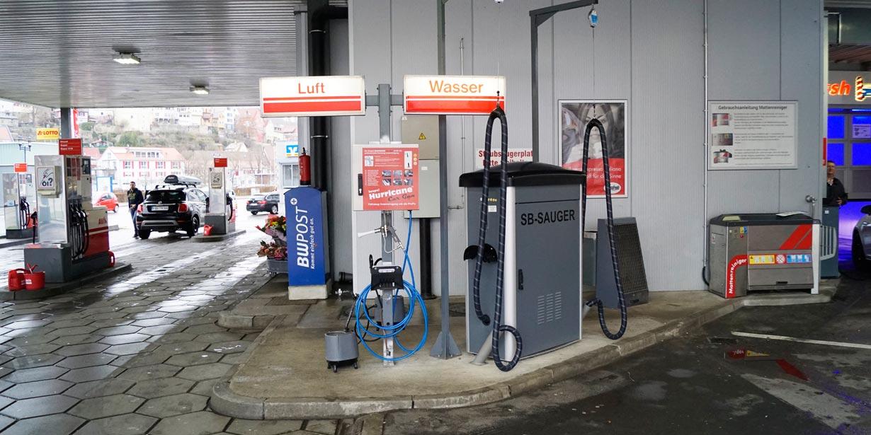 Waschanlage Horb | AVIA Station Horb